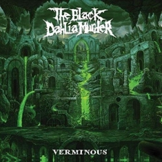The Black Dahlia Murder - Verminous(Grey Black Marbled Lp)