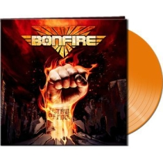 Bonfire - Fistful Of Fire (Orange Vinyl Gatef