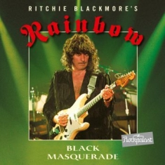 Rainbow - Black Masquerade (Ltd Ed Green Viny