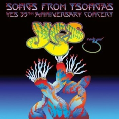Yes - Songs From Tsongas - 35Th Anniversa