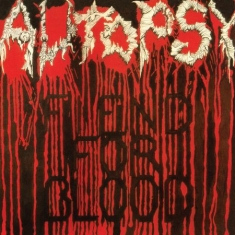 Autopsy - Fiend For Blood -Split Seams/ Vikt Hörn
