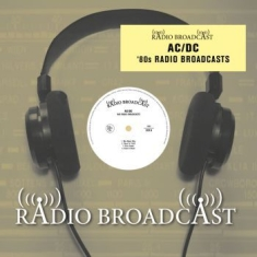 AC/DC - 80's Radio Broadcasts