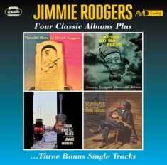 Rodgers Jimmie - Four Classic Albums Plus