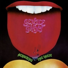Gentle Giant - Acquiring The Taste (Gatefold Black
