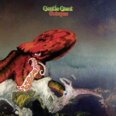 Gentle Giant - Octopus (Gatefold Black Vinyl)
