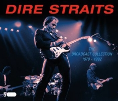 Dire Straits - The Broadcast Collection 1979-1992