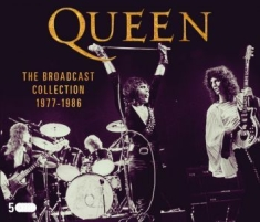Queen - The Broadcast Collection 1977-1986