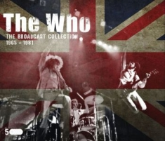 Who - The Broadcast Collection 1965-1981