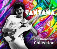 Santana - The Broadcast Collection