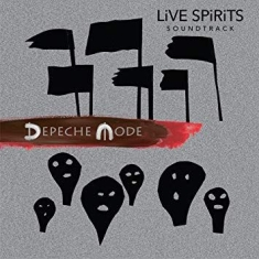 Depeche Mode - Spirits In.. -Cd+Blry-