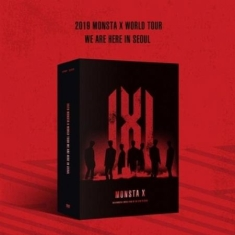 Monsta X - We are Here - In Seoul (2019 Monsta X World Tour)