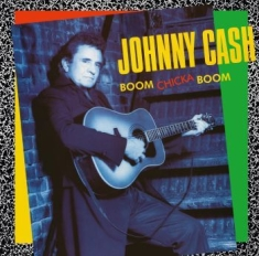 Johnny Cash - Boom Chicka Boom (Vinyl)