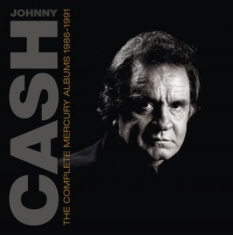 Johnny Cash - Compl Mercury 86-91 (Ltd 7Lp)