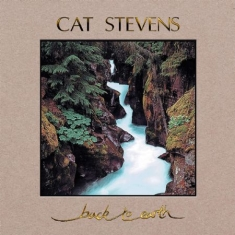 Yusuf / Cat Stevens - Back To Earth (Boxset)