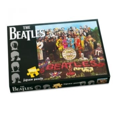 The beatles - Sgt Pepper Puzzle