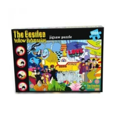 The beatles - Yellow Submarine Puzzle