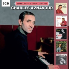 Aznavour Charles - Timeless Classic Albums