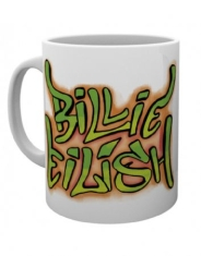 Billie Eilish - Graffiti Mug