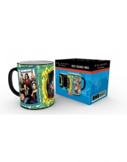 Friends - Frames Heat Changing Mug