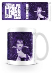 Jimi Hendrix - Kiss The Sky Coffee Mug