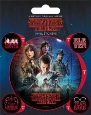 Stranger Things - Stranger Things (One Sheet) Vinyl Sticker Pack