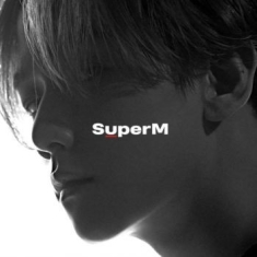 SuperM - The 1St Mini Album Superm (Baekhyun)
