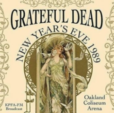 Grateful Dead - New Year's Eve 1989 - Oakland Colis