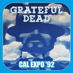 Grateful Dead - Cal Expo '92