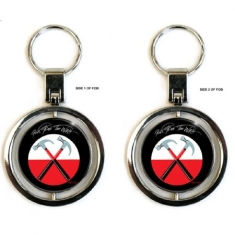Pink Floyd - Premium Keychain: The Wall (Spinner)