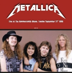 Metallica - Live At The Hammersmith Odeon, 1986
