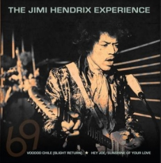 Hendrix Jimi - Voodoo Chile / Hey Joe