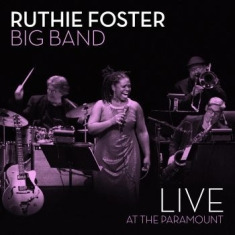 Foster Ruthie - Live At The Paramount