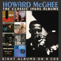 Mcghee Howard - Classic 1960 Album (4 Cd)