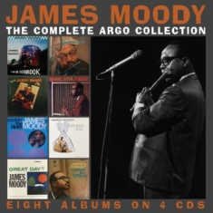 Moody James - Complete Argo Collection (4 Cd)