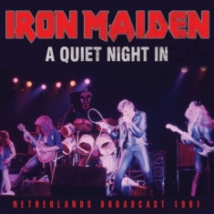 Iron Maiden - A Quiet Night In (Live Broadcast 19
