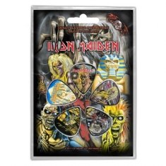 Iron Maiden - Plectrum Pack: Early Albums