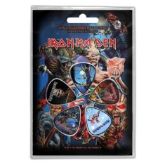 Iron Maiden - Plectrum Pack: Later Albums