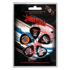 Judas Priest - Plectrum Pack: Turbo