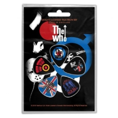 Who - Plectrum Pack: Pete Townsend