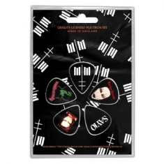Marilyn Manson - Plectrum Pack: MM