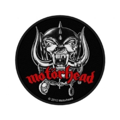 Motorhead - Standard Patch: War Pigs (Loose)