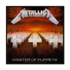 Metallica - Standard Patch: Master of Puppets (Loose)