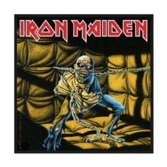 Iron Maiden - Standard Patch: Piece Of Mind (Retail Pack)