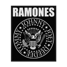 Ramones - Standard Patch: Classic Seal (Retail Pack)