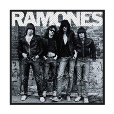 Ramones - Standard Patch: Ramones '76 (Retail Pack)