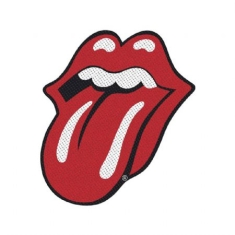 Rolling Stones - Standard Patch: Tongue Cut-Out (Retail Pack)