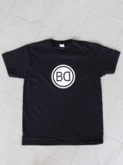 Broder Daniel - T-Shirt (Inverted BD logo)