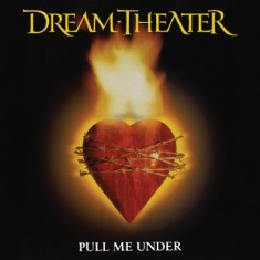 Dream Theater - Pull me under - Translucent yellow vinyl