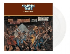 Marvin Gaye - I Want You - White