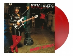 Rick James - Street Songs - Red